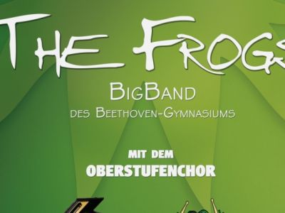 The Frogs: Herbstkonzert